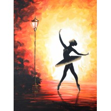 "Arte Class шаблон "" Балерина"" – иновативен шаблон за рисуване"